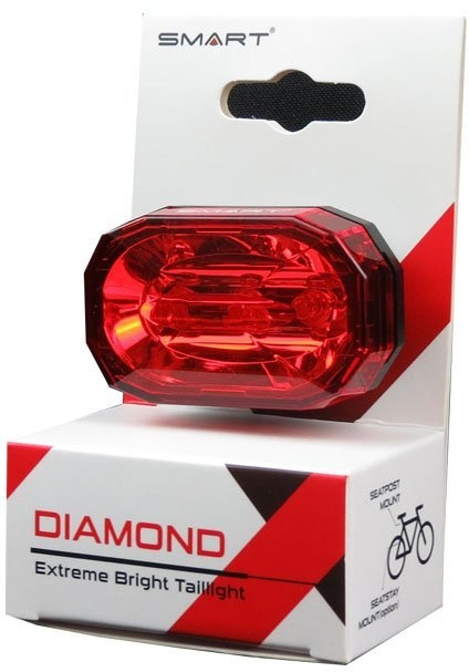 SMART Diamond Super Led Baglygte (15 lumens)