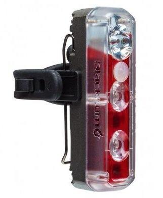 Blackburn Lygte XL 2-i-1 - For og baglygte funktion