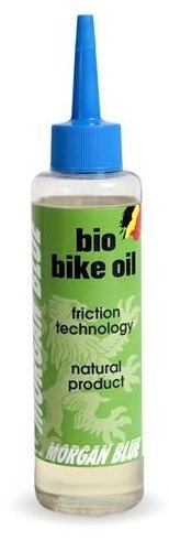Morgan Blue Bio Bike Oil 125ml dryp flaske