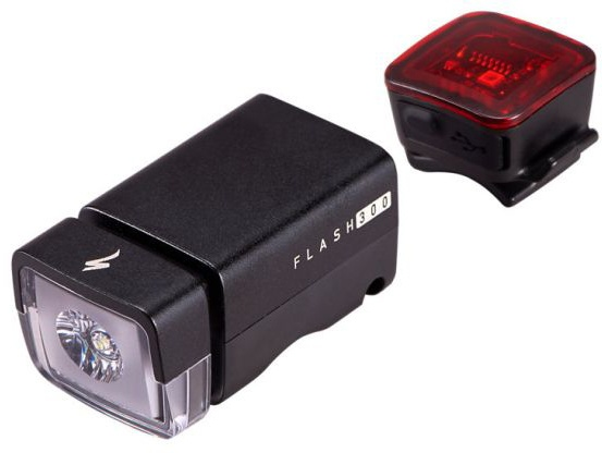 Specialized Flash 300 Headlight / Taillight  Forlygte & Baglygte