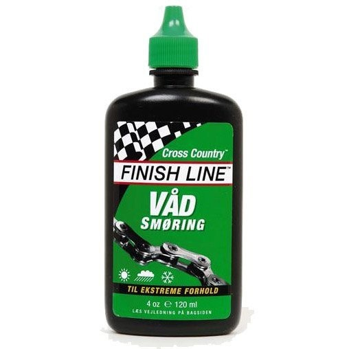 Finish Line Olie Cross Country - Wet Lube 12cl
