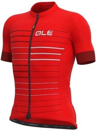 Alé Jersey Solid Ergo - Rød