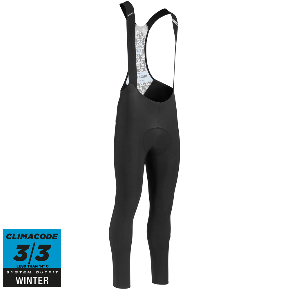 Assos Cykelbukser Mille GT Winter Bibtights