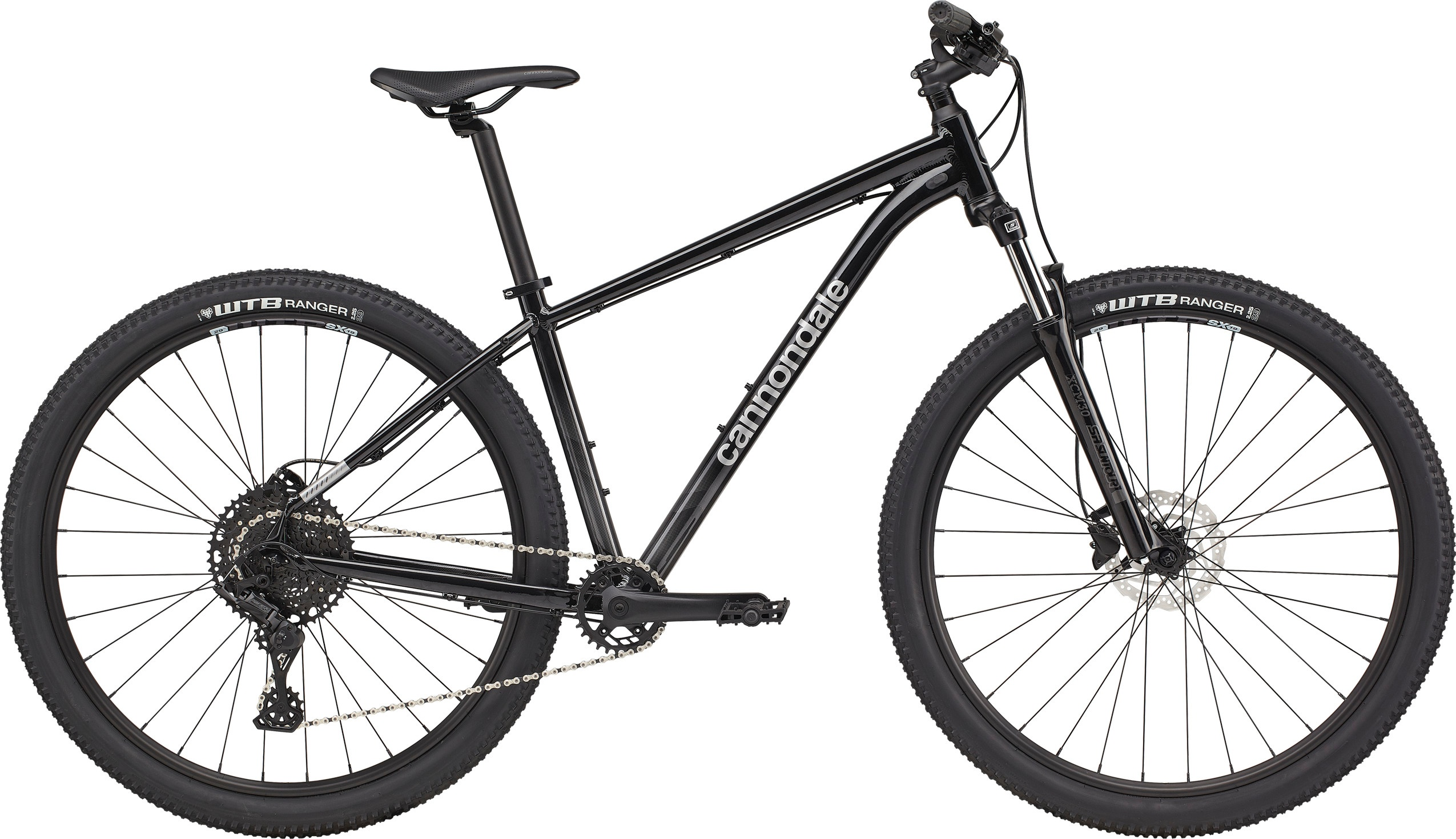 Cannondale Cannondale Trail 5 2021 - Sort Cykler > Mountainbikes > Hardtail