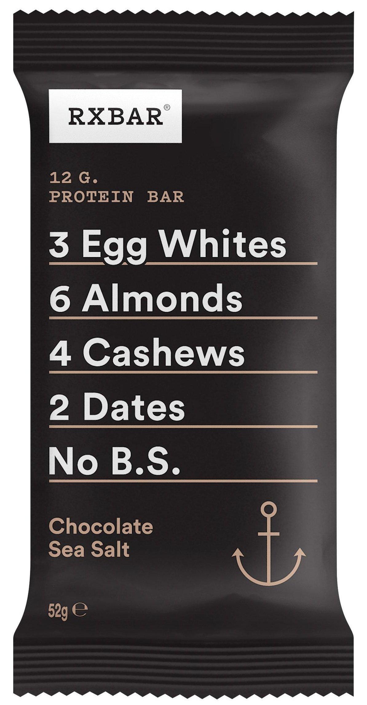 RXBAR Proteinbar Chocolate Sea Salt | proteinbar og -pulver
