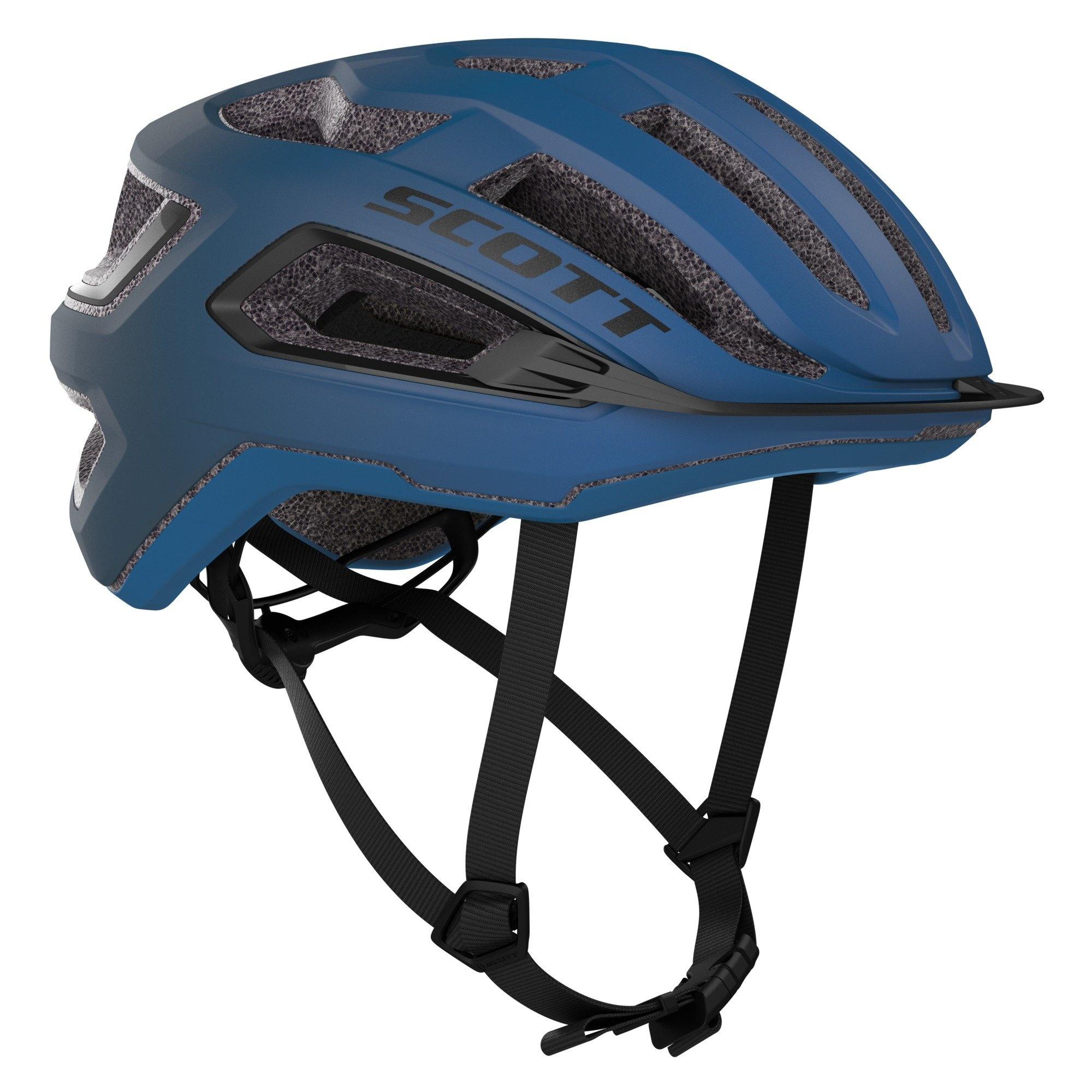 Scott ARX Hjelm '20 - Gul   cykelhjelm