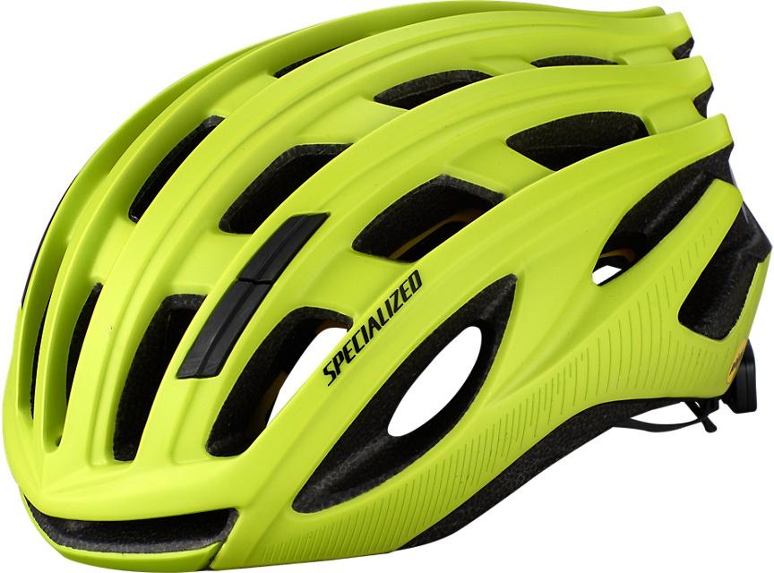 Specialized Specialized Propero 3 Mips Angi Cykelhjelm - Gul Beklædning > Cykelhjelme
