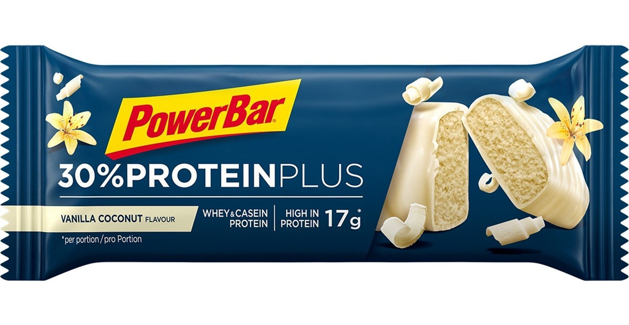 PowerBar 30% Protein Plus Vanilla-Coconut