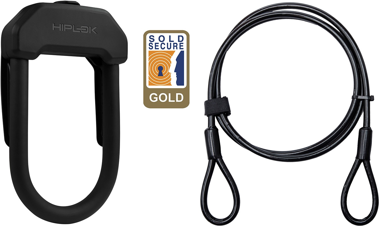 HIPLOK DX Plus U-lock | cykellås