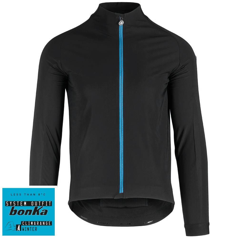 Assos Jakke Mille GT Jacket Ultraz Winter - Sort/blå