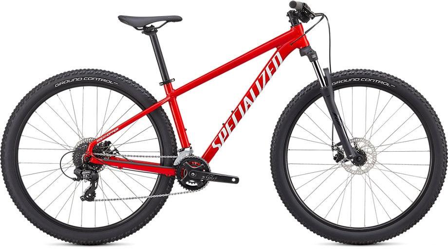 Specialized Specialized Rockhopper 27.5 2021 - Rød Cykler > Mountainbikes