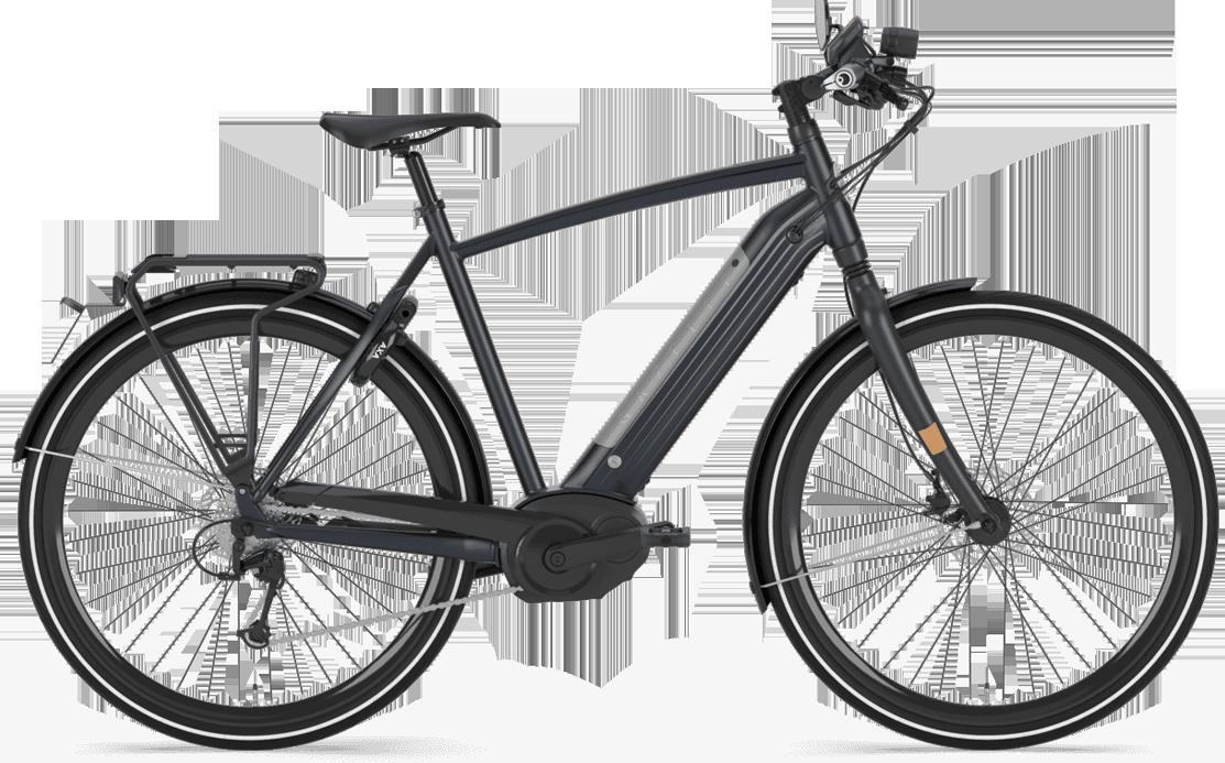 Gazelle Cityzen S10 Herre 2019 (45 km/t Speed Pedelec)