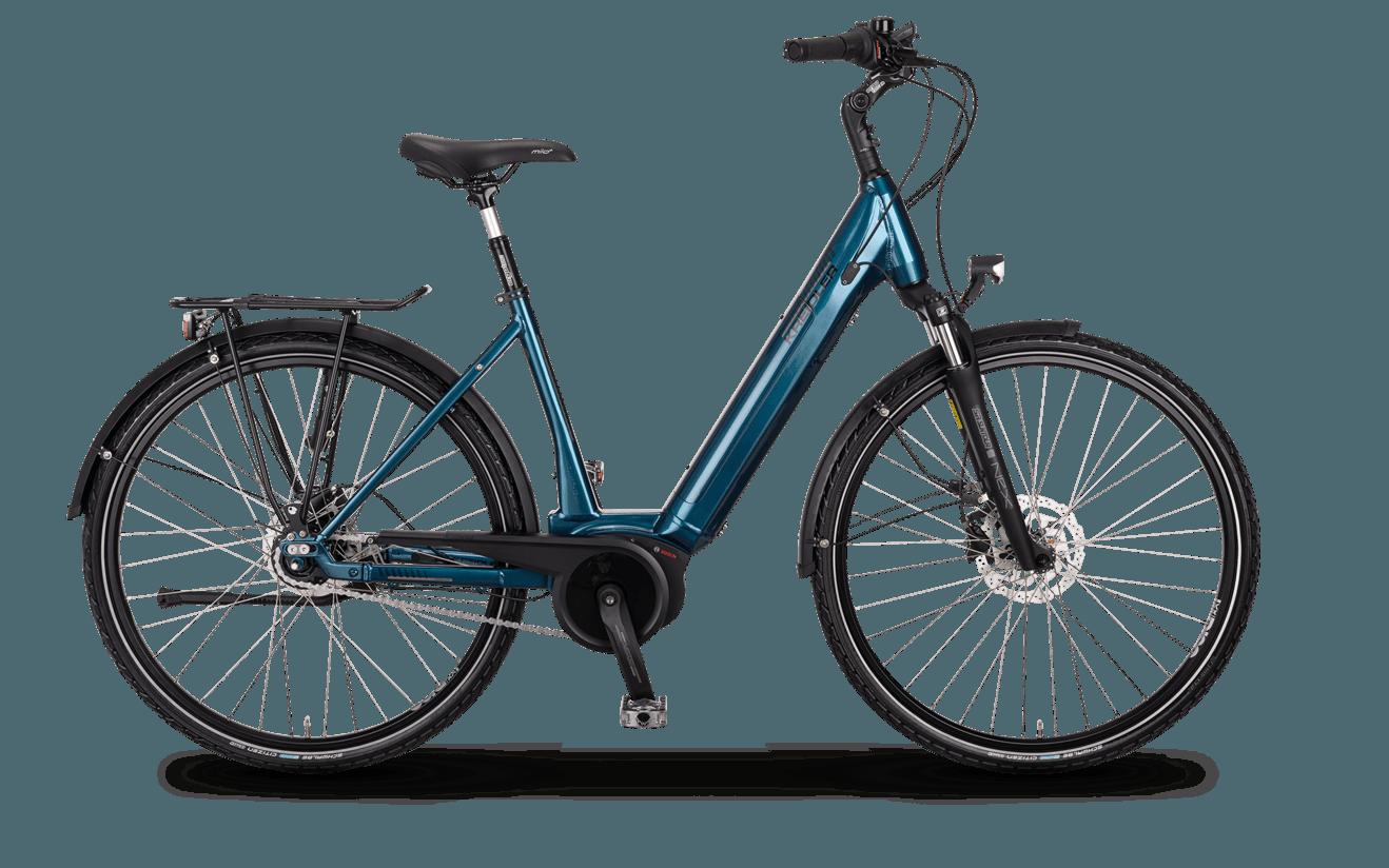Kreidler Vitality Eco 8 Dame 2020 - Active Plus - Blå