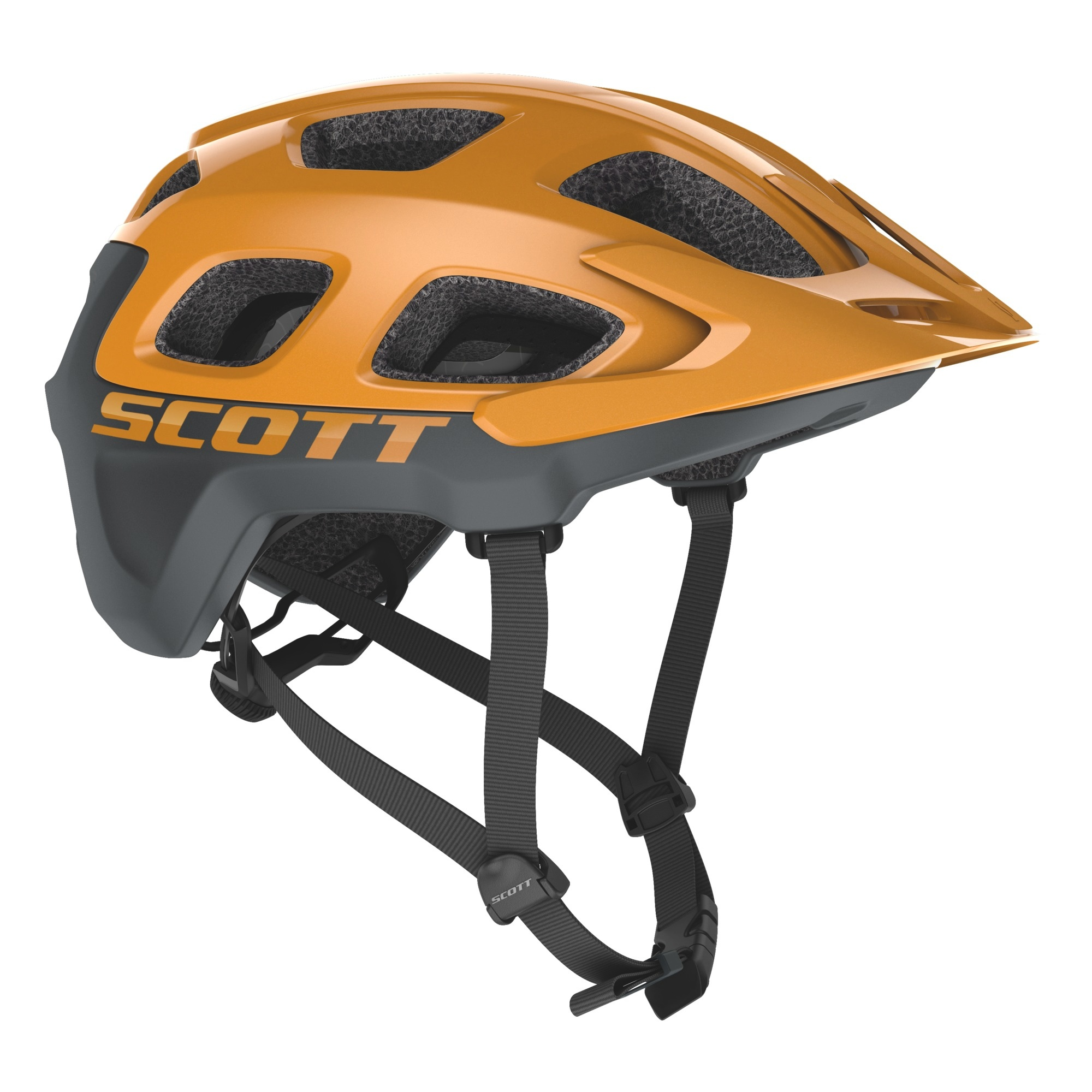 SCOTT Vivo PLUS (MIPS) Hjelm - Orange