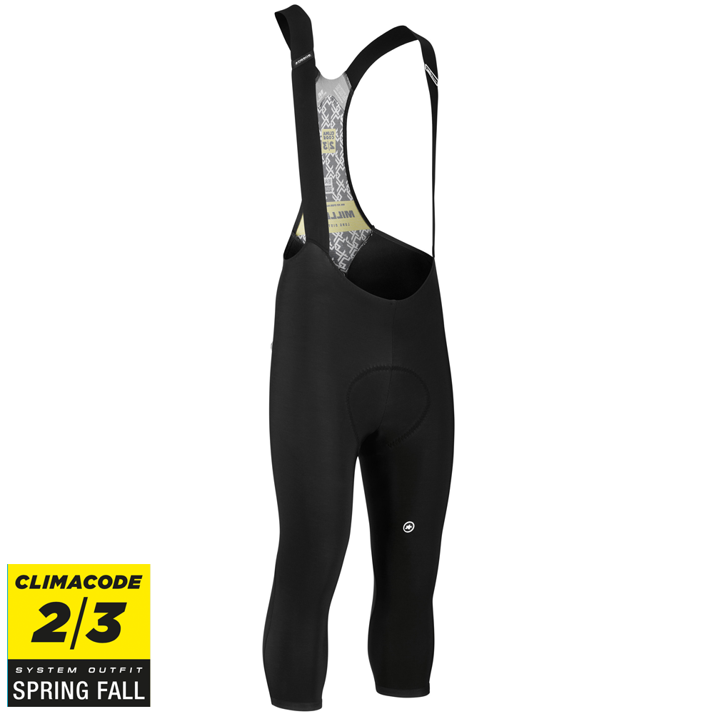 Assos Cykelbukser Mille GT Spring/Fall Knickers