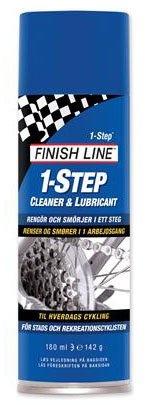 Finish Line 1-Step Olie (Renser & Smører) 180ml