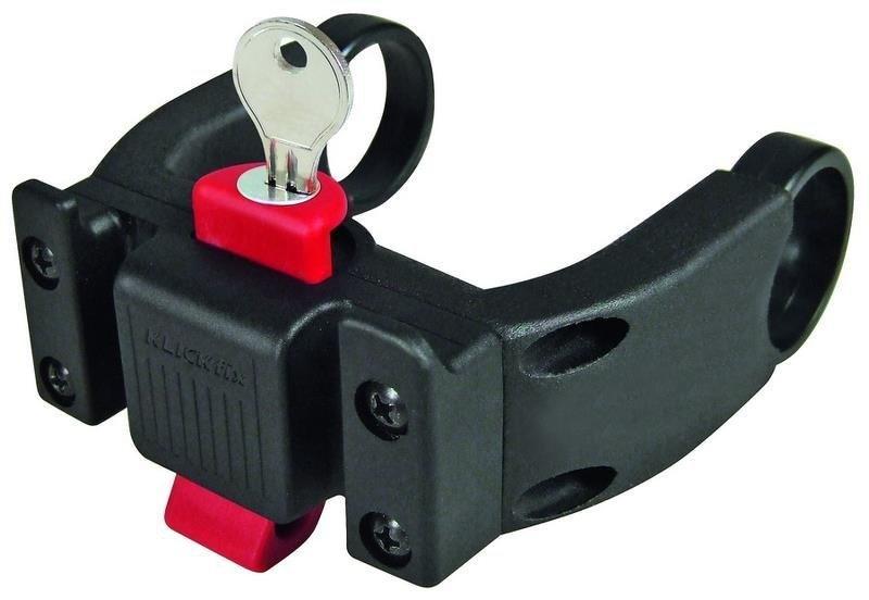 Klickfix Styradapter / Beslag til Elcykler (Bosch m.v.) m. lås