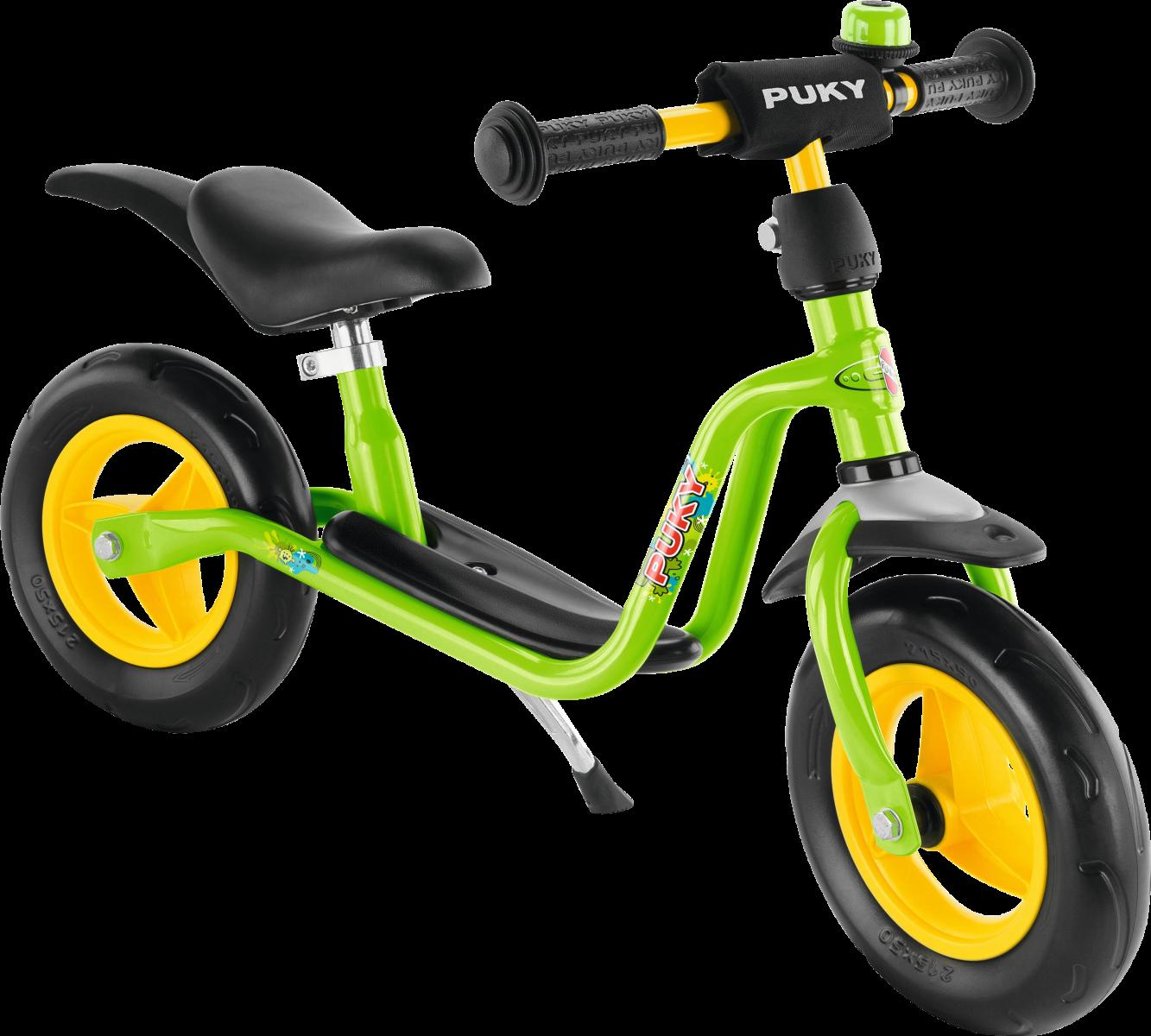 Puky LR M PLUS Løbecykel - Grøn