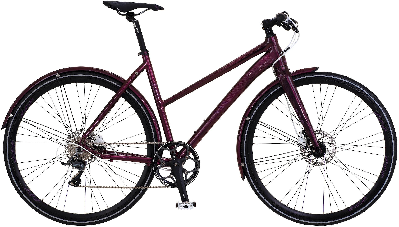 Kildemoes Logic Adventure 7g Dame 2019 - Blue Matt | city-cykel