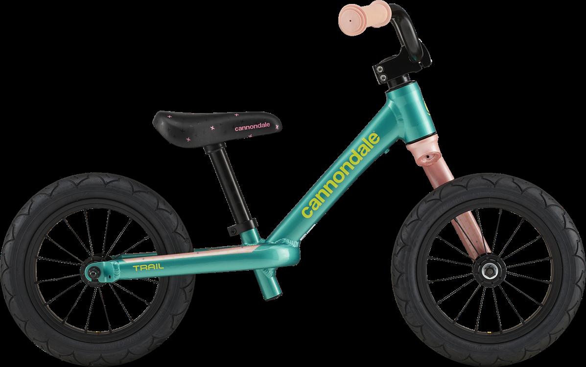 Cannondale Kids Trail Balance Løbecykel 2020 - Turkis