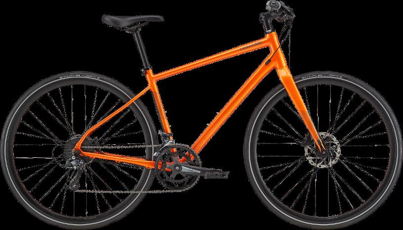 Cannondale Quick 2 2020 - Orange