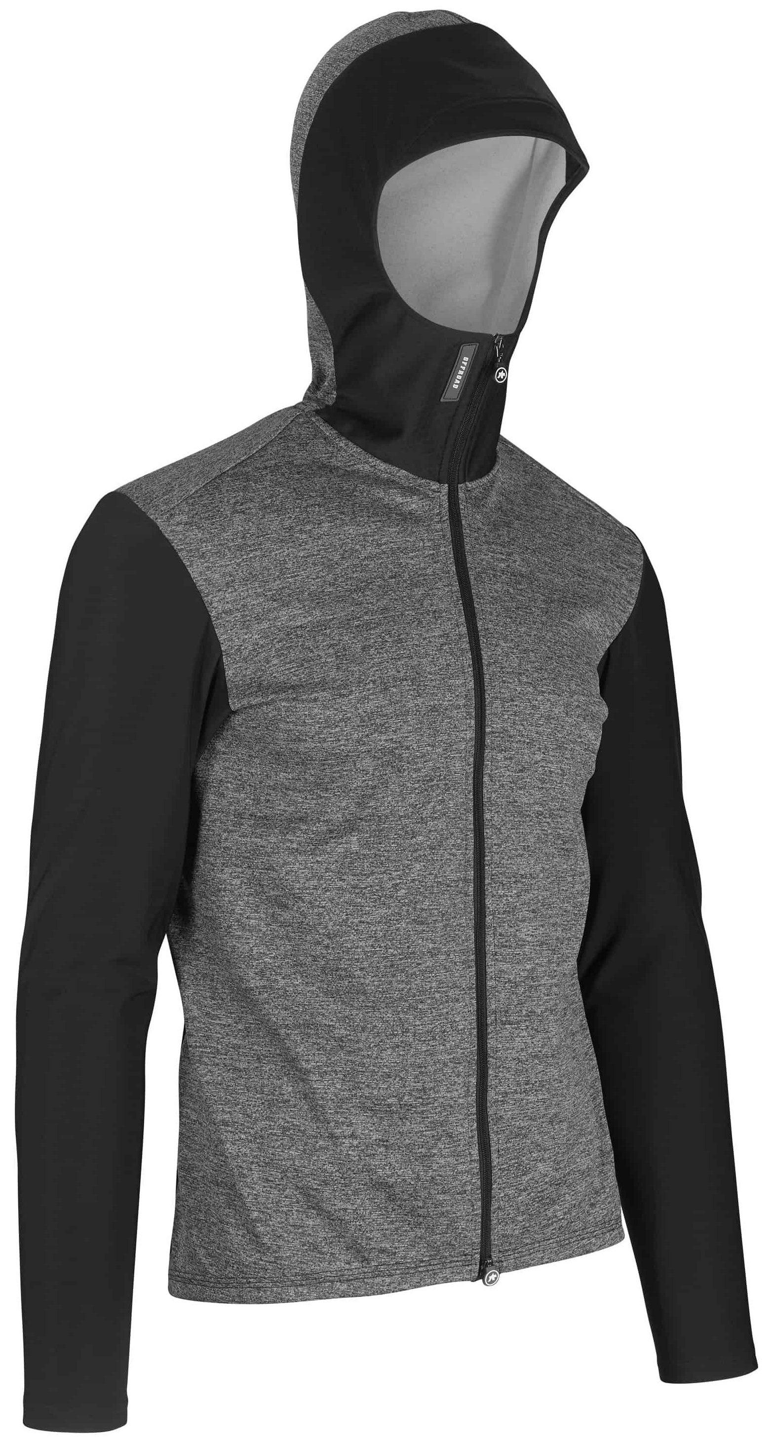 Assos Jakke TRAIL Spring/Fall Hooded Jacket Men