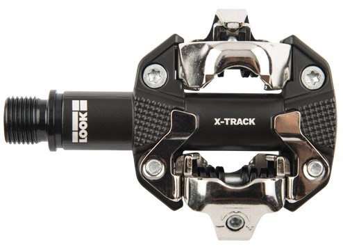 Look X-Track MTB Pedal - sort