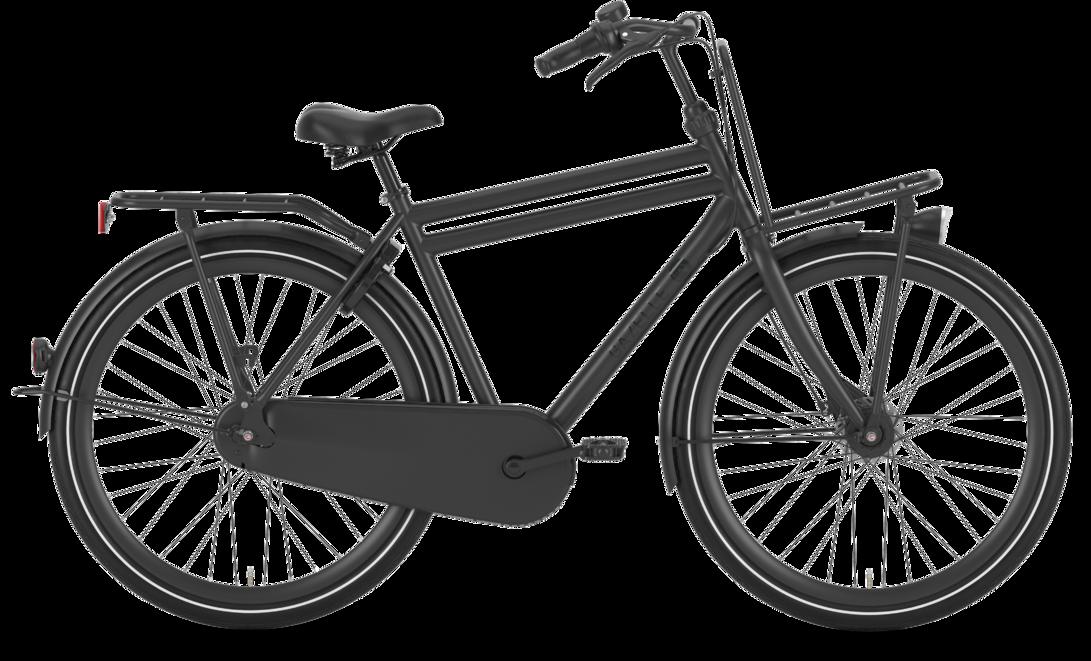 Gazelle Gazelle Puurnl Herre 7G 2020 - Sort Cykler > Herrecykler