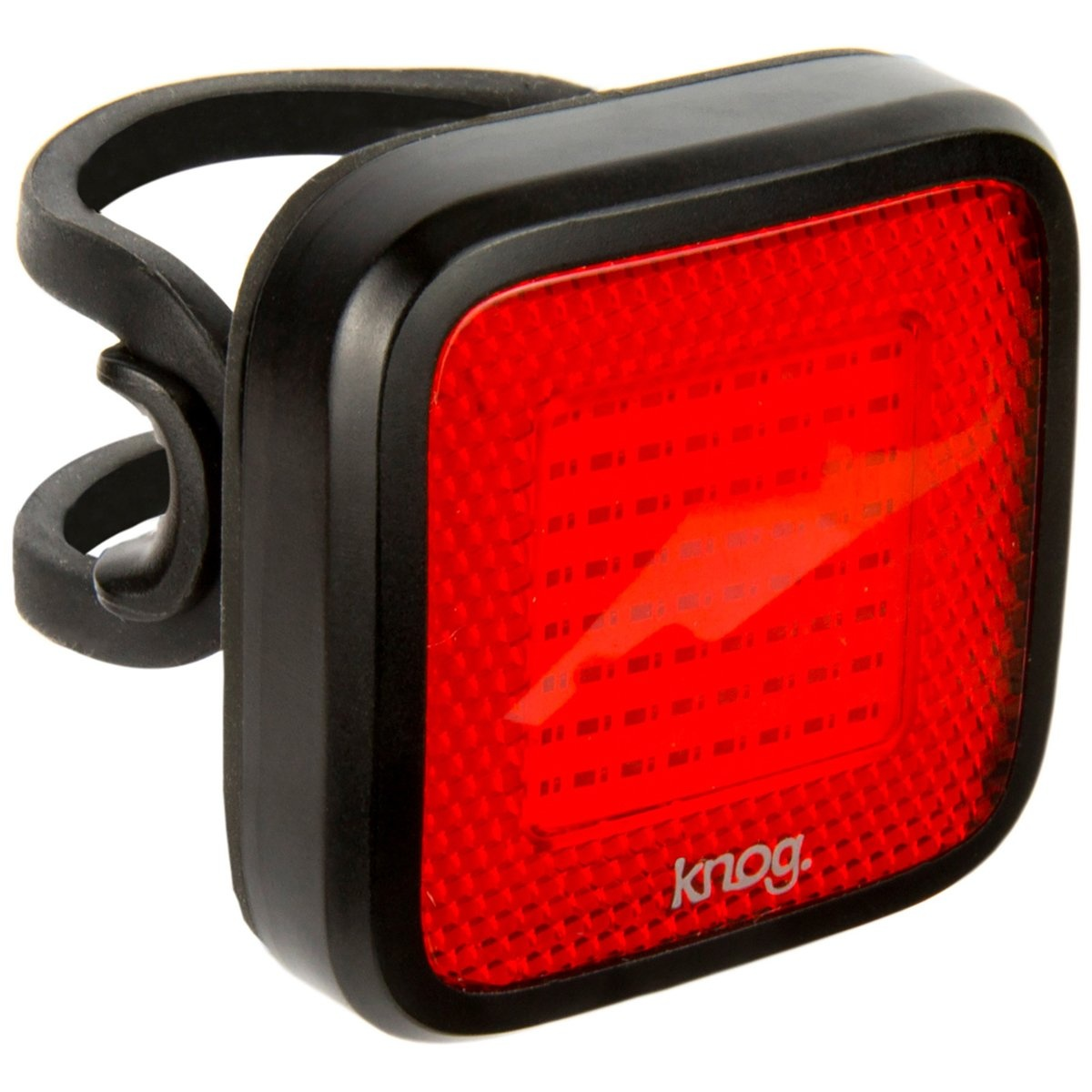 Knog Blinder Mob Mr Chips Baglygte - 44 lumen - Sort