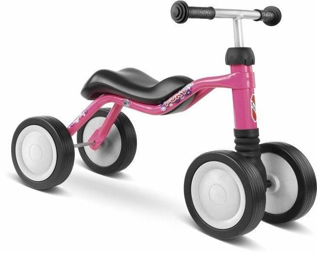 PUKY Wutsch Løbecykel, Pink