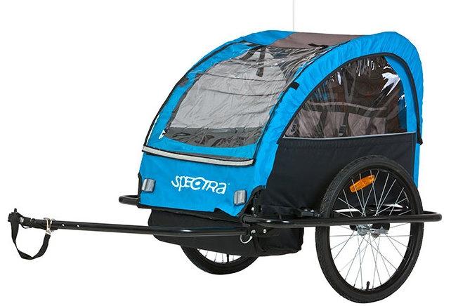 Spectra Eco Børnetrailer til 2 børn (Anhænger)