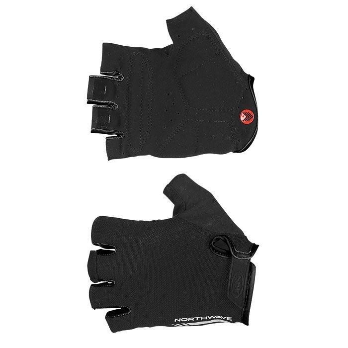 Northwave Jet Short Glove Cykelhandsker - Sort