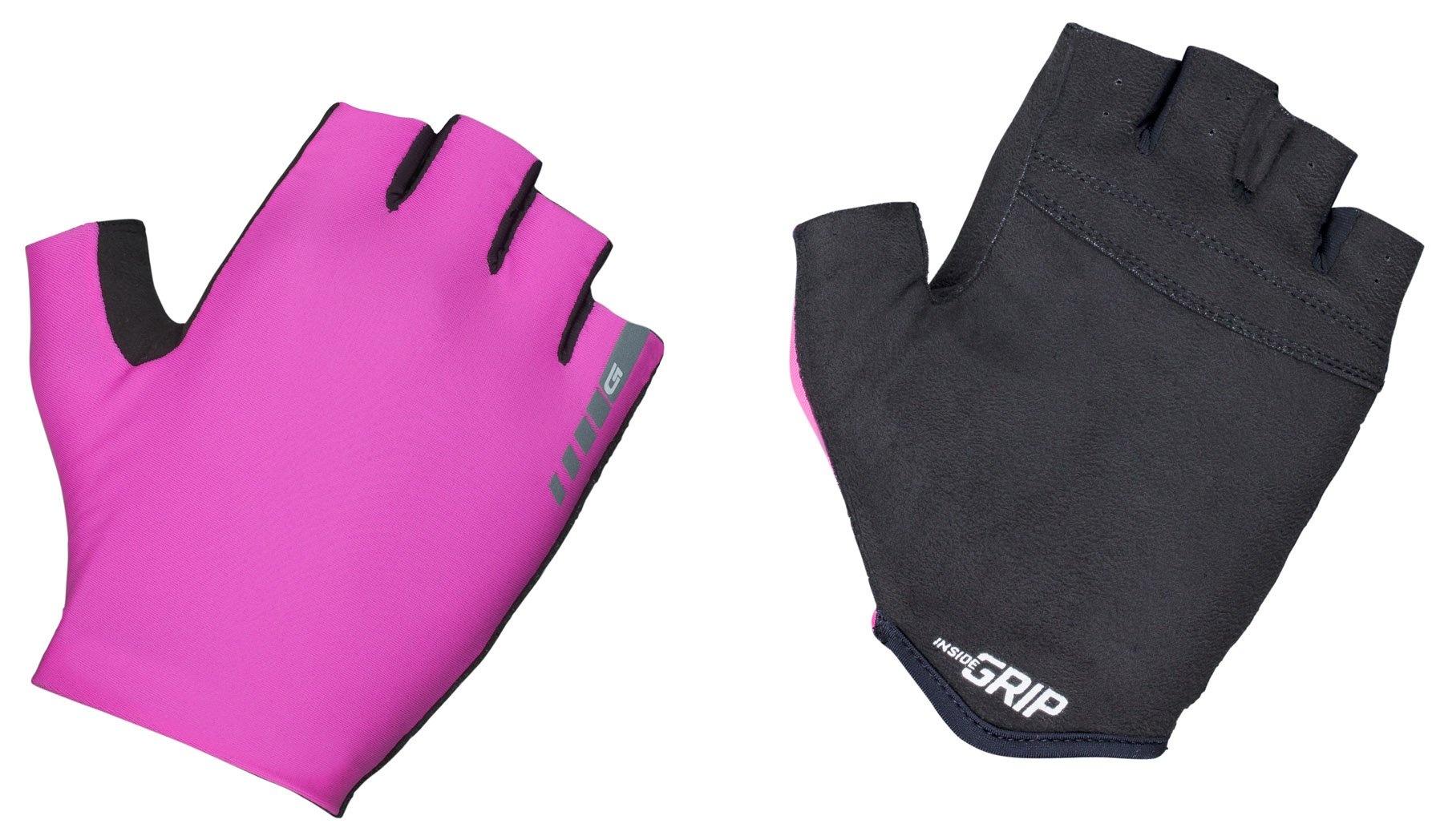 Gripgrab Aerolite Insidegrip™ Kortfingret Handske - Pink