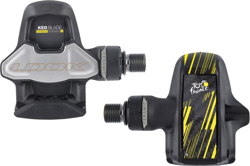 Køb LOOK Pedal Keo Blade Carbon Ceramique TI – Tour de France Edition