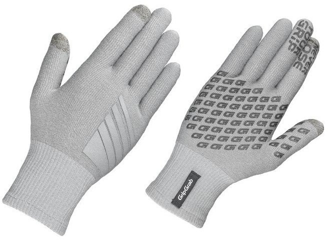 Køb GripGrab Primavera Merino Glove – grå