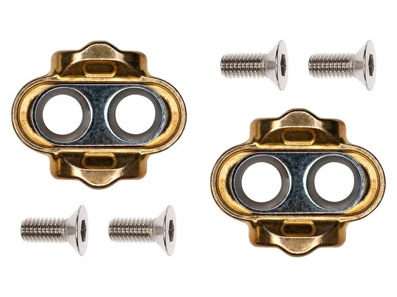 CrankBrothers Klamper / Cleats Kit 0 graders float