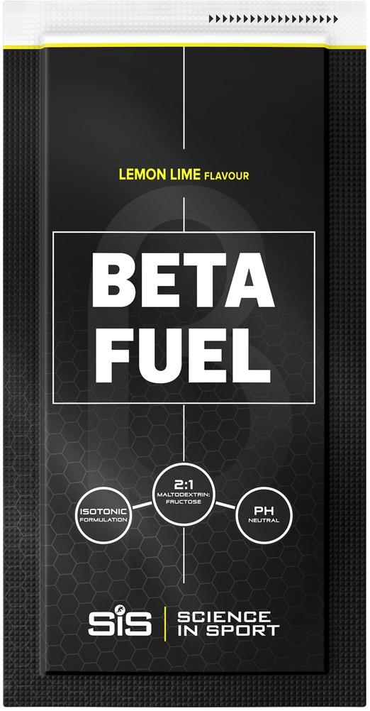 SIS Beta Fuel Lemon & Lime Sachet 84g