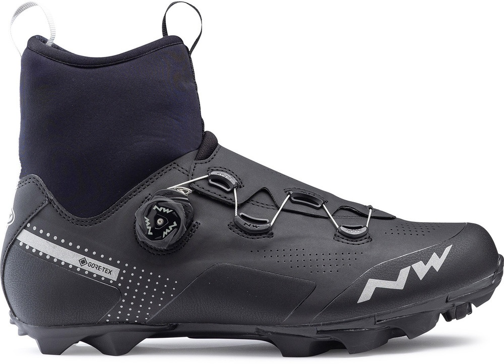 Northware Celsius XC GTX Race Vintersko - Sort