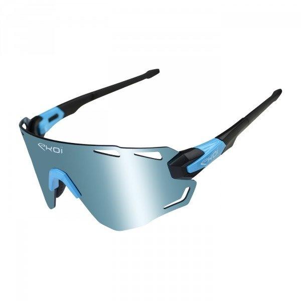EKOI Premium 70 Cykelbriller - Blå