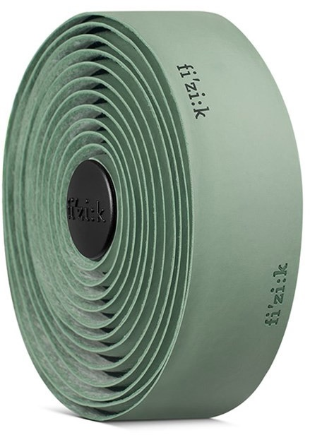 FIZIK Bar tape Terra Microtex Tacky, 3 mm - Grøn