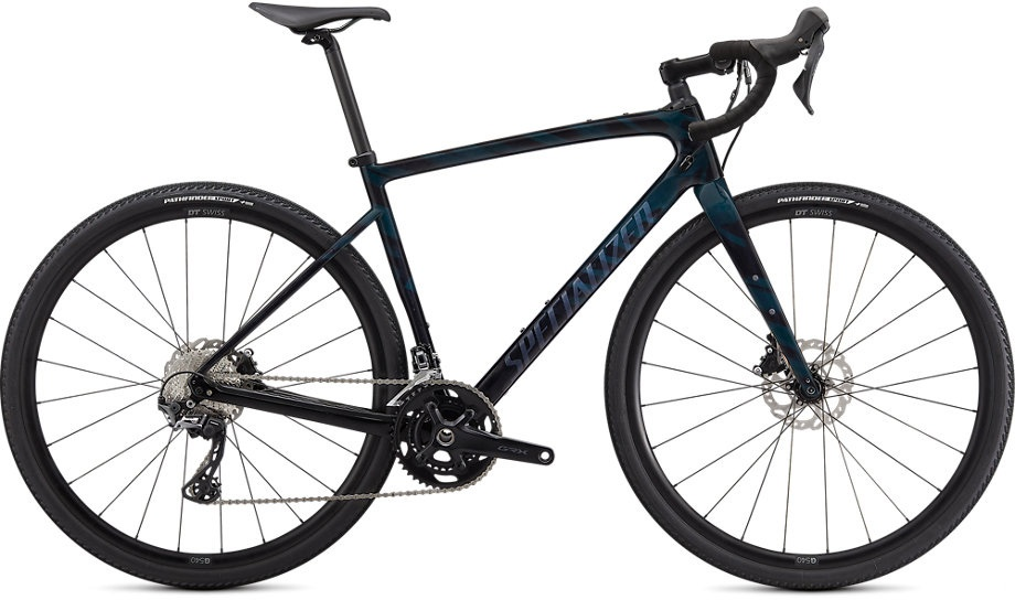 Specialized Diverge Sport Carbon 2021 - grøn | cross-cykel
