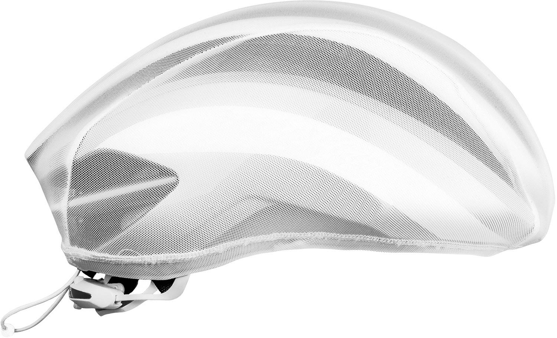 Køb GripGrab BugShield Helmet Cover (Insektnet) – Hvid