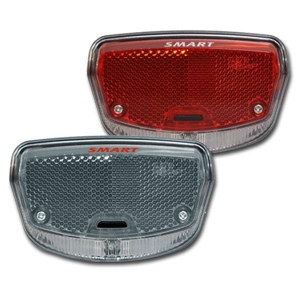 SMART Baglygte og Forlygte LED til fastmontering