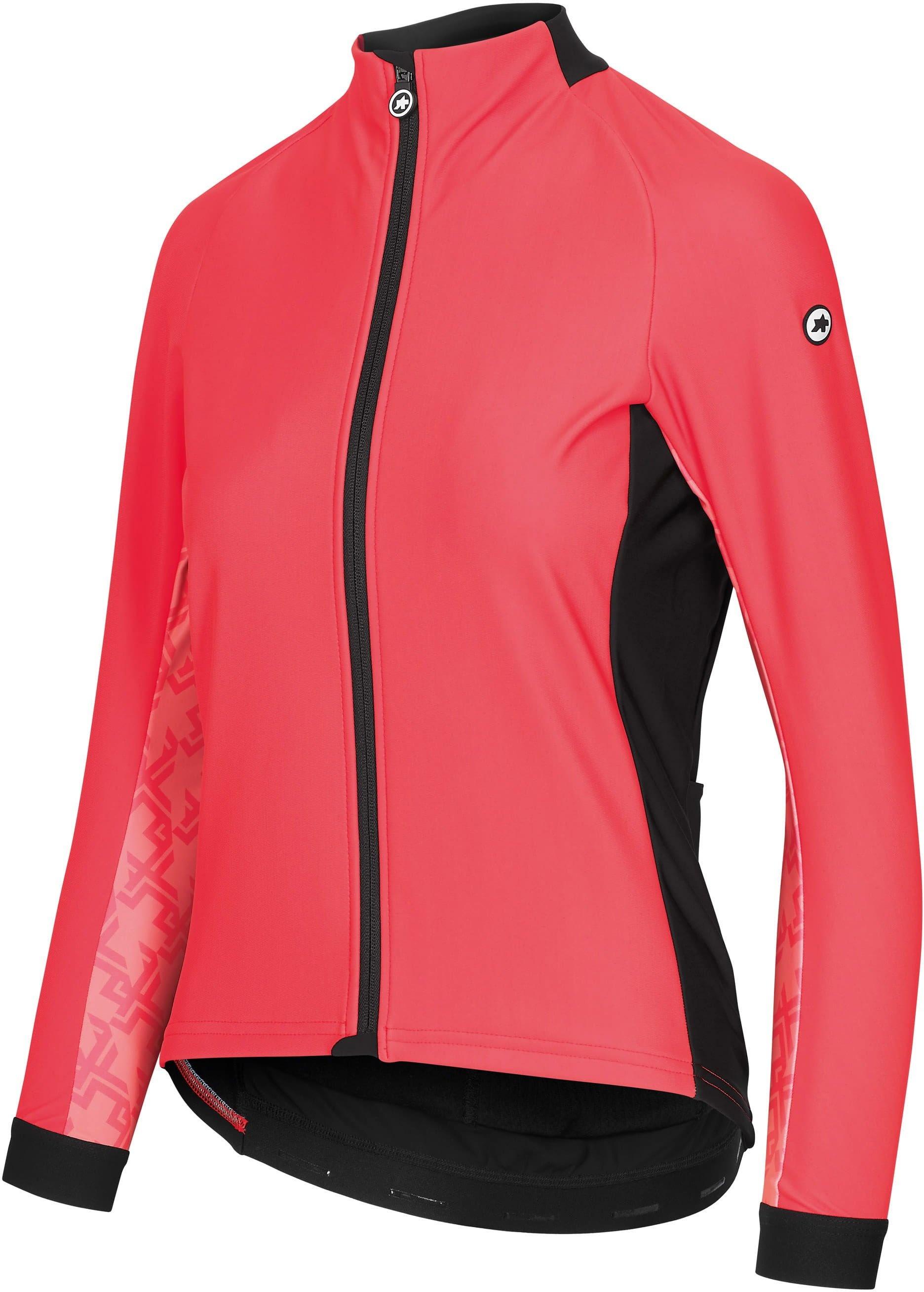 Assos UMA GT Winter Jacket - Pink