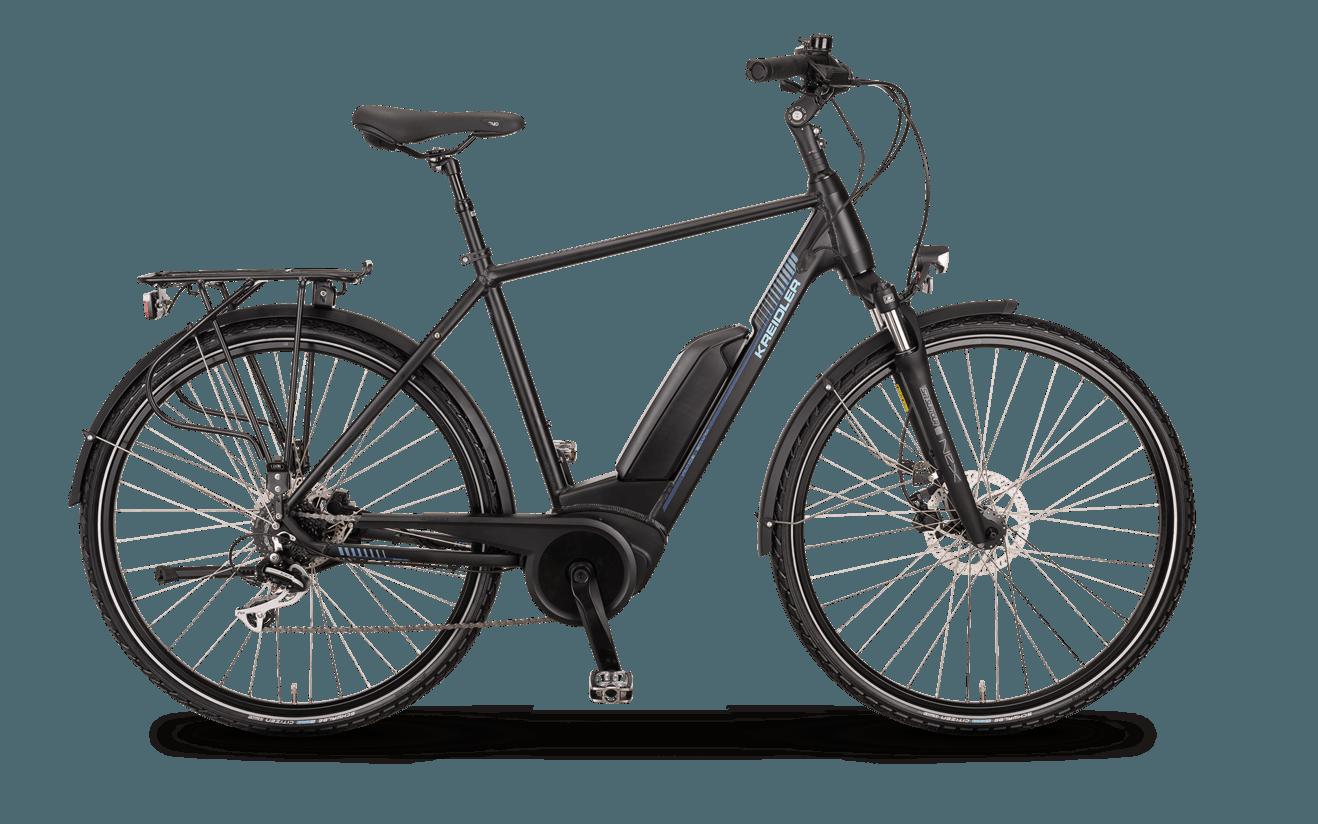 Kreidler Vitality Eco 2 Sport Herre 2020 - Sort