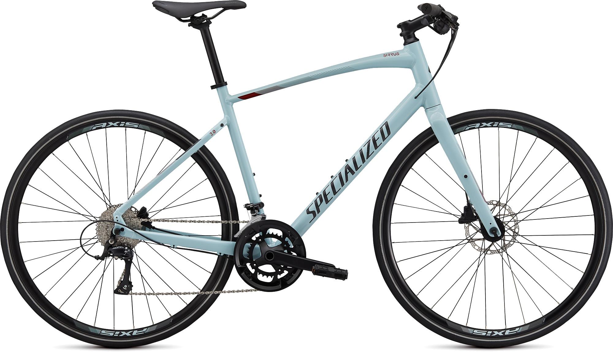 Specialized Specialized Sirrus 3.0 Herre - Blå Cykler > Herrecykler