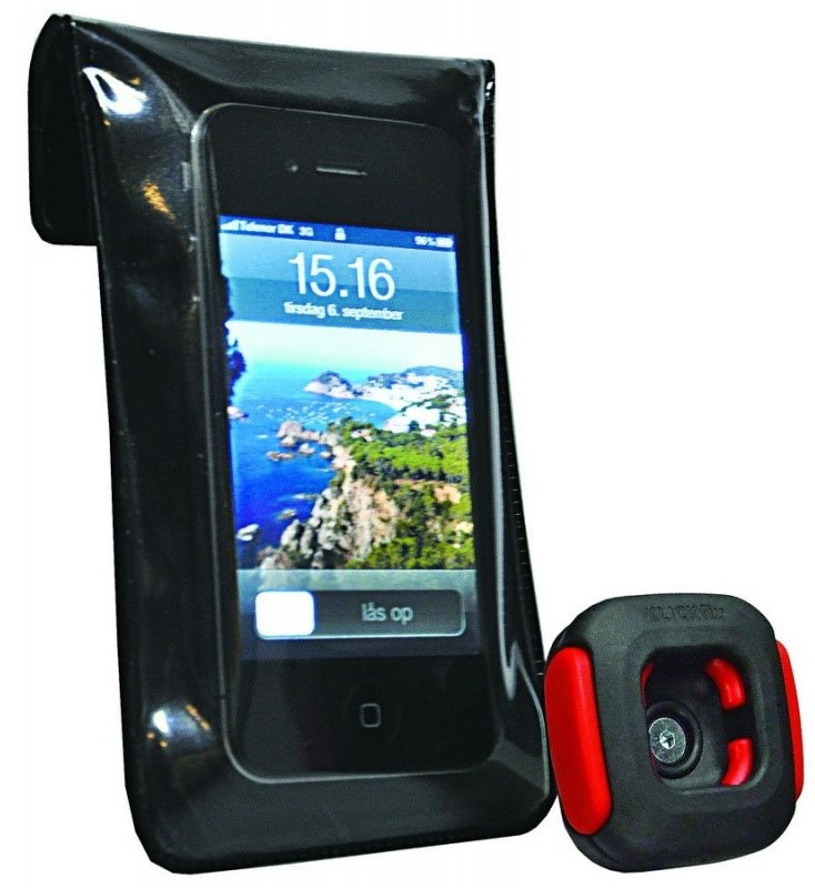 Klickfix Smartphone Holder i Duratex SMALL 7x12.5cm