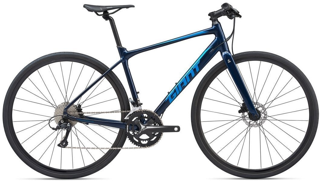 Giant Fastroad Sl 2 2020 Cykler > Herrecykler
