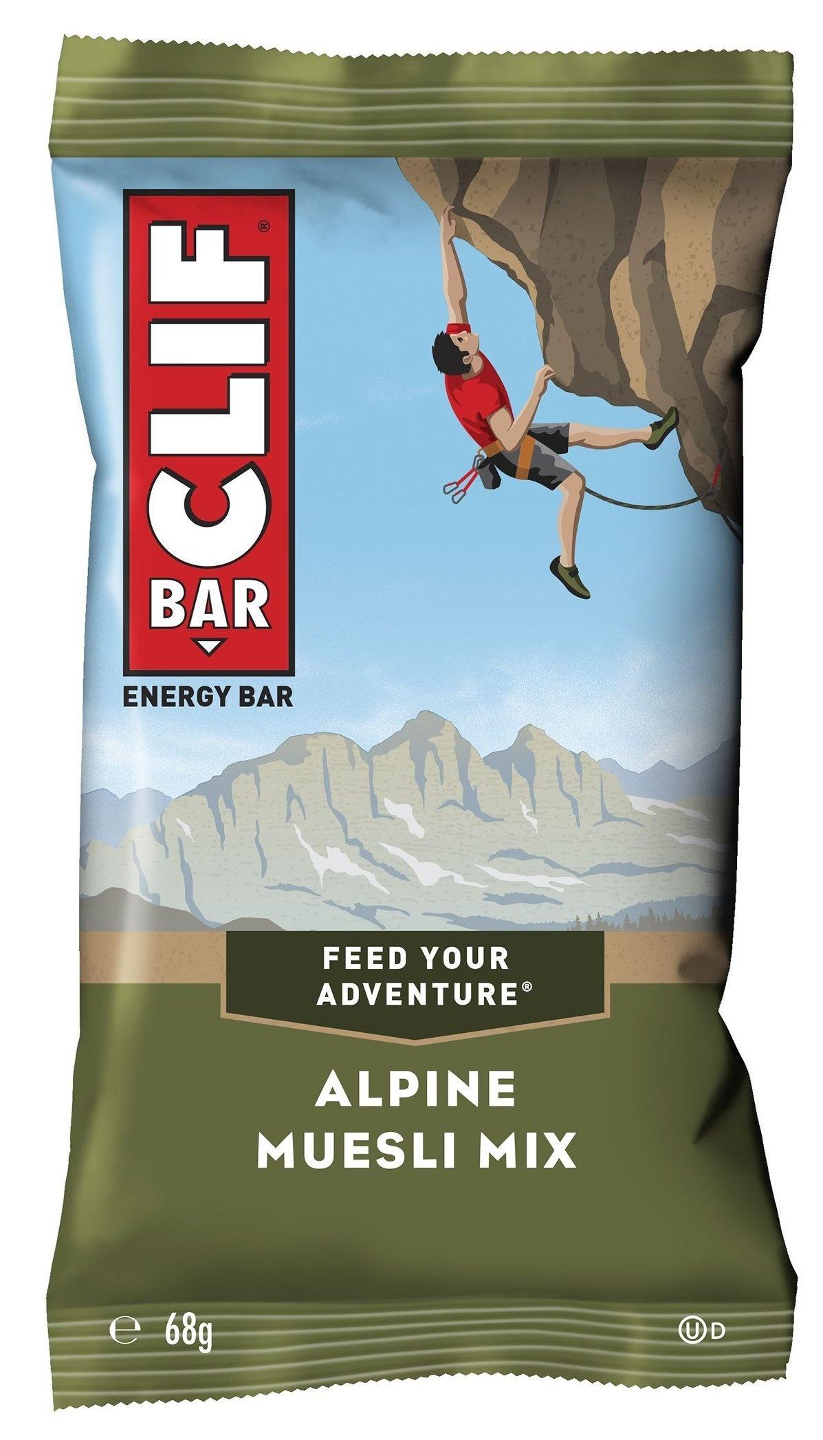Clif Bar Bar Alpine Muesli Mix