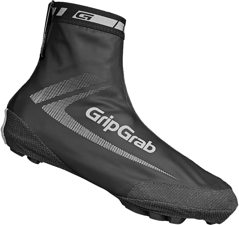 GripGrab RaceAqua X Vandtæt MTB/CX Skoovertræk - Sort